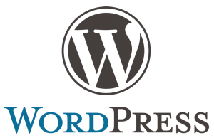 Логитип wordpress